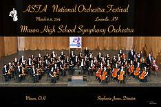 Mason High School Symphony Orchestra