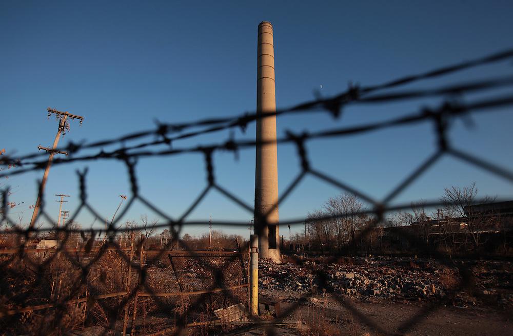 Muncie Abandoned Factories | Chris Bergin Image Archive