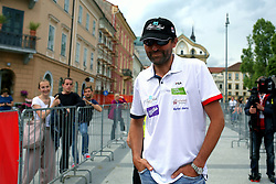 Andrea Massi at Meeting of Slovenian best winter athletes with their fans after season 2014/15 on May 20, 2015 in Kongresni trg, Ljubljana, Slovenia. Photo by Matic Klansek Velej / Sportida