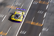 Hiroki YOSHIMOTO, HubAuto Racing, Porsche 911 GT3R (991)<br /> 64th Macau Grand Prix. 15-19.11.2017.<br /> SJM Macau GT Cup - FIA GT World Cup<br /> Macau Copyright Free Image for editorial use only