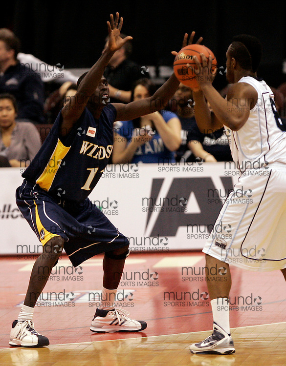 CIS Basketball Champioships-Ottawa, March 20, 2010, Windsor Lancers-Issac Kuon