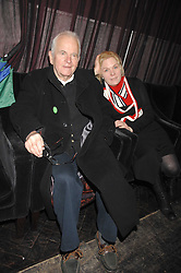 Actor SIR IAN HOLM and    at the Grand Classic screening of The Apartment held at The Electric Cinema, 191 Portobello Road, London on 16th March 2008.<br />