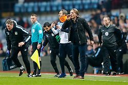 Wycombe Wanderers Manager Gareth Ainsworth - Mandatory byline: Rogan Thomson/JMP - 19/01/2016 - FOOTBALL - Villa Park Stadium - Birmingham, England - Aston Villa v Wycombe Wanderers - FA Cup Third Round Replay.