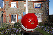 Maritime museum, Lowestoft, Suffolk, England