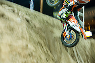 Wally Palmer at  Step Up Qualifier at Endurocross Las Vegas, NV.
