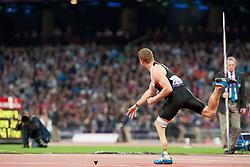 Athletics (Javelin) at the 2012 London Summer Paralympic Games