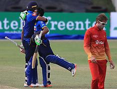 Sri Lanka v Zimbabwe - 3rd ODI cricket match 6 July 2017
