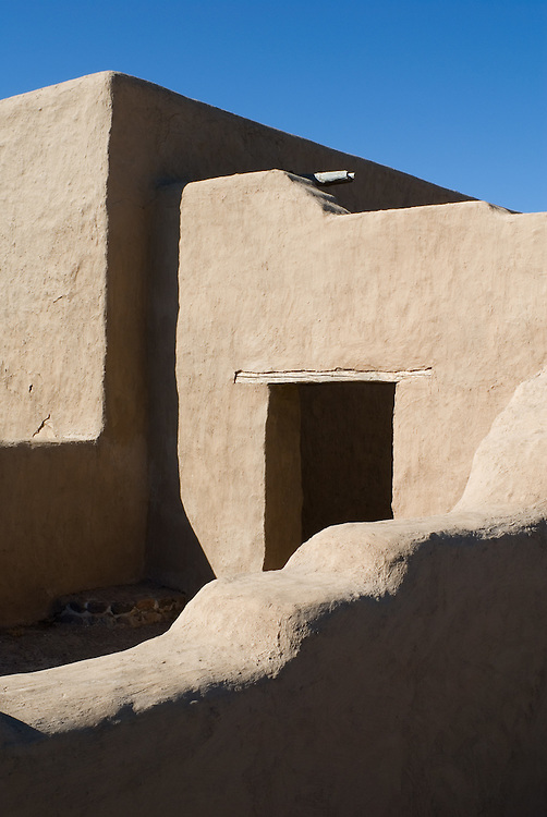 Fort Leaton, a historic Adobe Fort in Presido, Texas