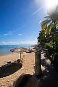 Outrigger on the Lagoon, Coral Coast, Viti Levu, Fiji