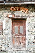 Trogalm, on the Alpe Adria Trail near the Grossglockner, Carinthia, Austria (October 2015) © Rudolf Abraham