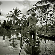 THE SINAMAICA LAGOON / LAGUNA DE SINAMAICA<br /> Zulia State, Venezuela 2009<br /> (Copyright © Aaron Sosa)