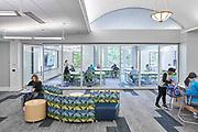 Peace University Library | Hanbury Design | Raleigh, North Carolina