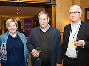 To celebrate 25 Years of MEDIA, The Creative Europe MEDIA Office Galway held the&nbsp;Creative Europe&nbsp;MEDIA Co-Production Dinner&nbsp;in Hotel Meyrick&nbsp;on Thursday the 7th of June as part of The&nbsp;Galway Film Fleadh.&nbsp;<br /> At the event was Eibhlin N&iacute; Mhunghaile , The Creative Europe MEDIA Office Galway, Richard Moxon - Moxon, Media Consultants and Rowan O'Sullivan - UTV Ireland.<br /> <br /> The networking dinner gives Fleadh goers&nbsp;privileged access to the world's leading film Financiers and a fantastic&nbsp;opportunity to network with European Producers and Film Fair Financiers. &nbsp;Creative Europe MEDIA Office Galway offers comprehensive information on the European Union's Creative Europe Programme, offering advice, support and information on Creative Europe funding support for the audiovisual industries including film, television and games.&nbsp; The regional office is also available to respond to queries by phone or email.&nbsp; In addition to providing one-to-one advice sessions and events throughout the year. &nbsp;<br /> <br /> For further information contact Eibhl&iacute;n N&iacute; Mhunghaile on 091 770728 or via email on&nbsp;eibhlin@creativeeuropeireland.eu&nbsp;<br />  Photo: Andrew Downes XPOSURE