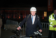 BORIS JOHNSON, Donors dinner hosted by Michael Bloomberg & Graydon Carter to celebrate the launch of the new Serpentine Sackler Gallery designed by Zaha Hadid . Kensinton Gdns. London. 24 September 2013