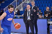 Vip<br /> Nazionale Italiana Senior-Lituania<br /> Qualificazione Mondiali Basket<br /> Nazionale Italiana <br /> Brescia 29/12/2018<br /> Foto : Ivan Mancini / Ciamillo