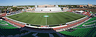 April 23, 2016: The OKC Energy FC plays the Swope Park Rangers in a USL game at Taft Stadium in Oklahoma City, Oklahoma.