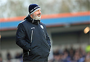 Keith Hill Rochdale Manager during the Sky Bet League 1 match between Rochdale and Millwall at Spotland, Rochdale, England on 13 February 2016. Photo by Daniel Youngs.