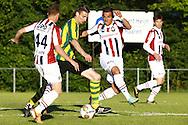 NEMELAER - WILLEM II<br /> Vriendschappelijk duel na afloop van het seizoen<br /> Renan Zanelli<br /> Foto : Geert van Erven