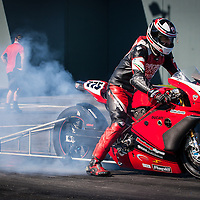 Wayne Patterson (775) - Ducati Competition Bike.
