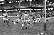 National Football League Final. Kerry v Mayo. Croke Park, Dublin. 14th May 1972. 14.05.1972.