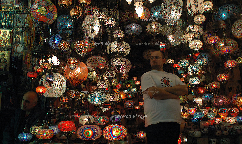 shop in the grand bazaar