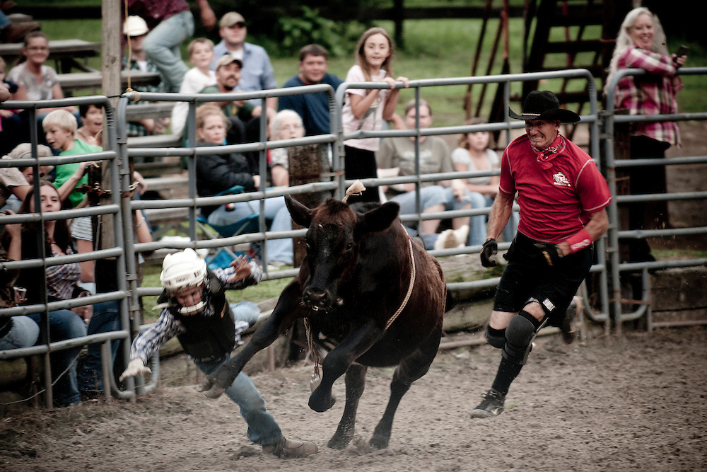 Arbuckle Rodeo, Burnsville, NC