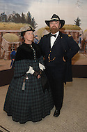 General Ulysses S. Grant and Mrs. Julia D. Grant portrayed by Larry and Constance Clowers, Gettysburg, PA