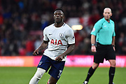 Victor Wanyama (12) of Tottenham Hotspur during the Premier League match between Bournemouth and Tottenham Hotspur at the Vitality Stadium, Bournemouth, England on 11 March 2018. Picture by Graham Hunt.