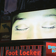 Video Billboard at Times Square