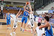 DESCRIZIONE : Trento Torneo Internazionale Maschile Trentino Cup Italia Nuova Zelanda  Italy New Zeland<br /> GIOCATORE : Luigi Datome<br /> SQUADRA : Italia Italy<br /> EVENTO : Raduno Collegiale Nazionale Maschile <br /> GARA : Italia Nuova Zelanda Italy New Zeland<br /> DATA : 26/07/2009 <br /> CATEGORIA : tiro<br /> SPORT : Pallacanestro <br /> AUTORE : Agenzia Ciamillo-Castoria/G.Ciamillo<br /> Galleria : Fip Nazionali 2009 <br /> Fotonotizia : Trento Torneo Internazionale Maschile Trentino Cup Italia Nuova Zelanda Italy New Zeland<br /> Predefinita :