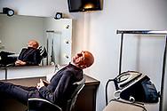 AMSTERDAM - portret van Wilfried de Jong is een Nederlands theatermaker, televisieprogrammamaker, tv-presentator, acteur en schrijver.   ROBIN UTRECHT