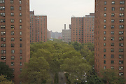 large NYC residential apartment complex Manhattan lower East side