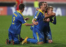 Auckland-Football, Under 20 World Cup, Ukraine v USA