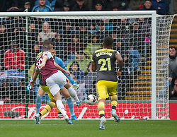 Ashley Barnes of Burnley (L) scores his sides first goal - Mandatory by-line: Jack Phillips/JMP - 10/08/2019 - FOOTBALL - Turf Moor - Burnley, England - Burnley v Southampton - English Premier League