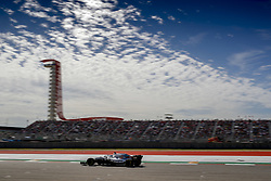 October 22, 2018 - Austin, United States - Motorsports: FIA Formula One World Championship; 2018; Grand Prix; United States, FORMULA 1 PIRELLI 2018 UNITED S GRAND PRIX , Circuit of The Americas#18 Lance Stroll ( CAN, Williams Martini Racing) (Credit Image: © Hoch Zwei via ZUMA Wire)