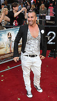 Louie Spence London, UK, 27 May 2010: European Premiere of Sex And The City 2, Leicester Square gardens. For piQtured Sales contact: Ian@piqtured.com Tel: +44(0)791 626 2580 (Picture by Richard Goldschmidt/Piqtured)
