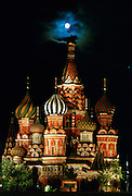 St. Basil's Cathedral in Moscow Red Square, Russian Federation RESERVED USE - NOT FOR DOWNLOAD -  FOR USE CONTACT TIM GRAHAM