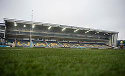 General view inside Sixways Stadium  - Mandatory by-line: Alex James/JMP - 25/01/2020 - RUGBY - Sixways Stadium - Worcester, England - Worcester Warriors v Wasps - Gallagher Premiership Rugby