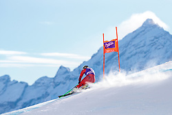 18.01.2018, Olympia delle Tofane, Cortina d Ampezzo, ITA, FIS Weltcup Ski Alpin, Abfahrt, Damen, 2. Training, im Bild Ragnhild Mowinckel (NOR) // Ragnhild Mowinckel of Norway in action during the 2nd practice run of ladie' s downhill of the Cortina FIS Ski Alpine World Cup at the Olympia delle Tofane course in Cortina d Ampezzo, Italy on 2018/01/18. EXPA Pictures © 2018, PhotoCredit: EXPA/ Dominik Angerer