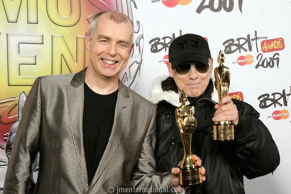 The Pet Shop Boys - Backstage