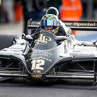 #12, Lotus 91 (1982), Dan Collins (GB), Silverstone Classic 2015, FIA Masters Historic Formula One. 25.07.2015. Silverstone, England, U.K.  Silverstone Classic 2015.