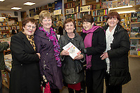 Founder of the Expect Success Academy, Galway based business and marketing strategist John Mulry launched his first book Your Elephant's Under Threat. At the launch was  .<br /> Your Elephant's Under Threat will be available from www.amazon.com and Charlie Byrne&rsquo;s Bookshop Galway from February 28th and retails at &euro;19.99<br /> &nbsp;Photo:Andrew Downes