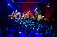 Autolux performs at Voila Acoustique in Mexico city