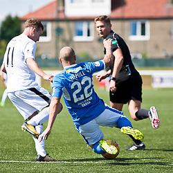Edinburgh City v Stranraer, Betfred Cup, 28 July 2018