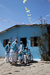 The rules about respecting hierarchy and obligations with the sacred are followed by all members of the Arturo's Brotherhood and goes beyond the rituals of Congada and Mozambique.