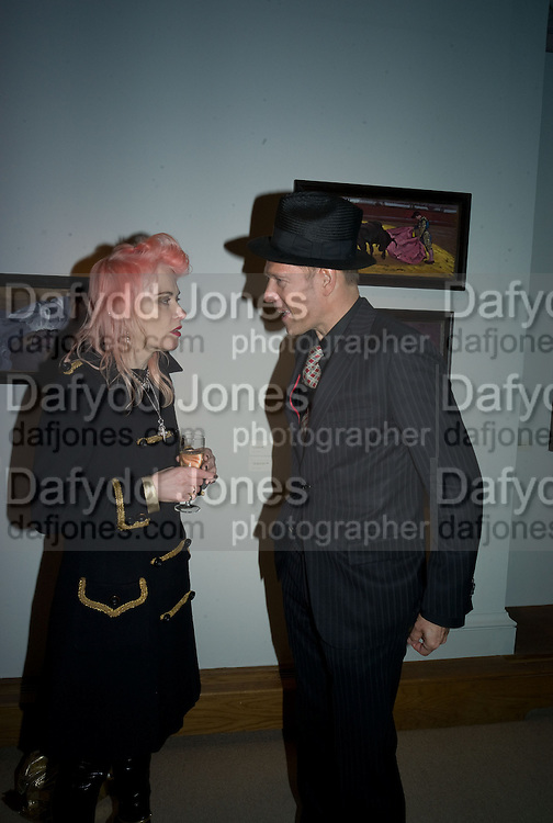 PAM HOGG AND PAUL SIMONON, Paul Simonon Ð New Paintings, Thomas Williams Fine Art<br />