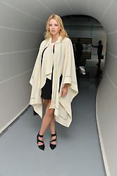 GRETA BELLAMACINA at the Louis Vuitton Series 3 VIP Launch held at 180 Strand, London on 20th September 2015.