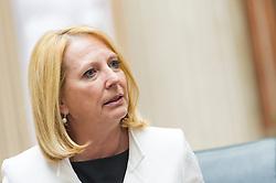 11.03.2015, Wien, AUT, Interview Nationalratspräsidentin Doris Bures © 2015, PhotoCredit: Michael Gruber