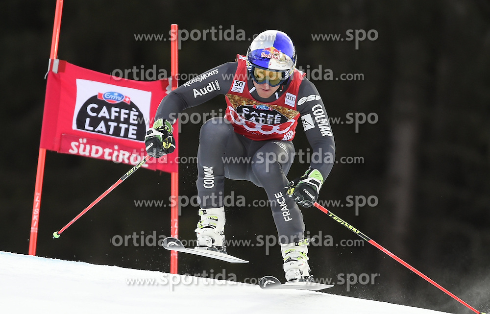 18.12.2016, Grand Risa, La Villa, ITA, FIS Weltcup Ski Alpin, Alta Badia, Riesenslalom, Herren, 1. Lauf, im Bild Alexis Pinturault (FRA) // in action during 1st run of men's Giant Slalom of FIS ski alpine world cup at the Grand Risa in La Villa, Italy on 2016/12/18. EXPA Pictures © 2016, PhotoCredit: EXPA/ Erich Spiess