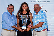 Corfu Challenge awards ceremony.